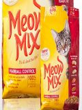 Meow Mix (Мяу Микс) Cat Hairball Control - 6,44 кг.